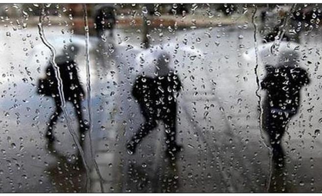 Meteroloji ani yağışlara karşı vatandaşı uyardı