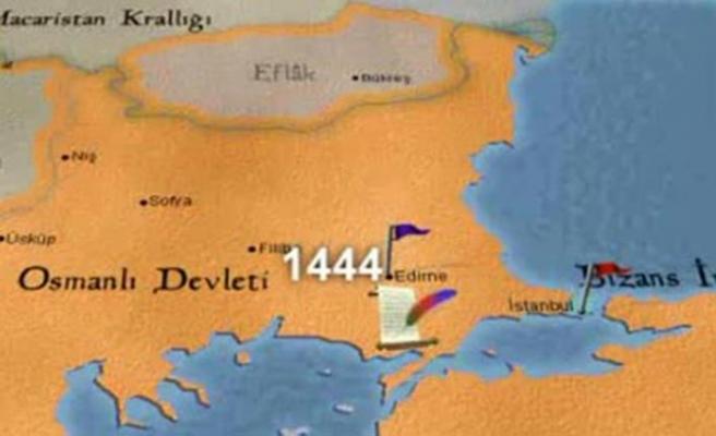 Osmanlı'nın Balkanlarla ilk resmi anlaşması 'Edirne-Segedin' imzalandı