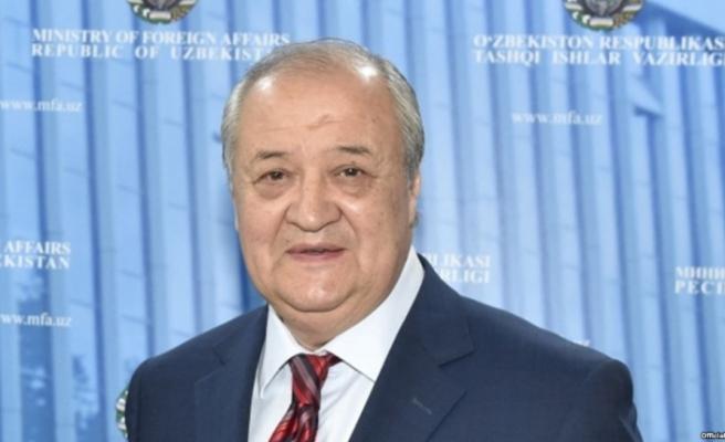 Özbekistan Dışişleri Bakanı Washington'da