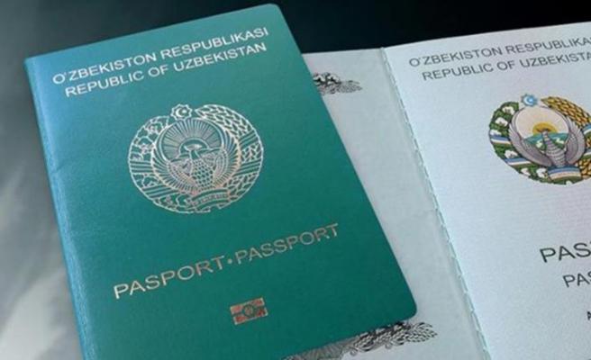 Özbekistan'da eski pasaportların süresi 2020'ye kadar uzatıldı