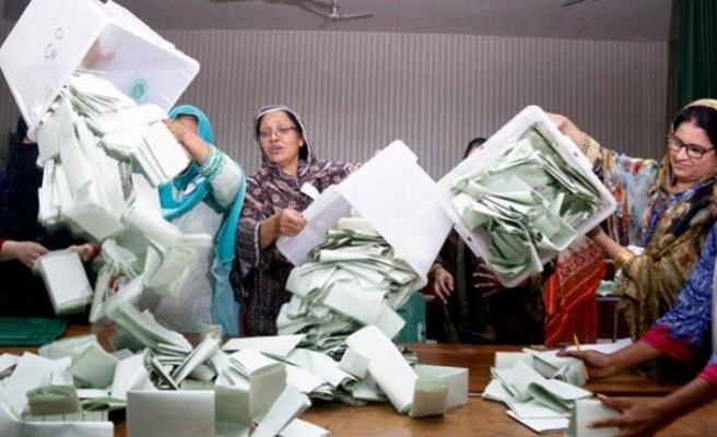 Pakistan seçim sonuçlarına itiraz