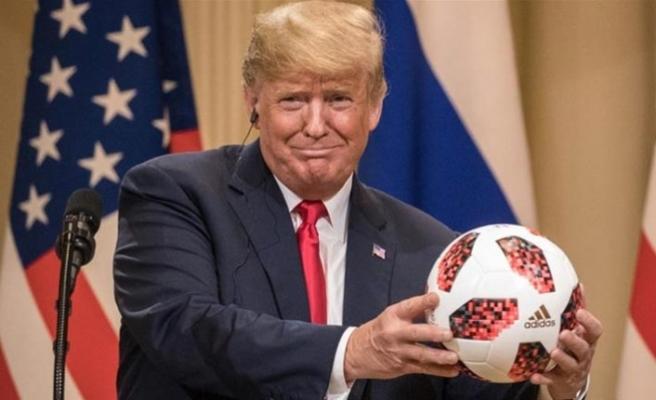 Putin'in çipli topu Trump medyasının gündeminde