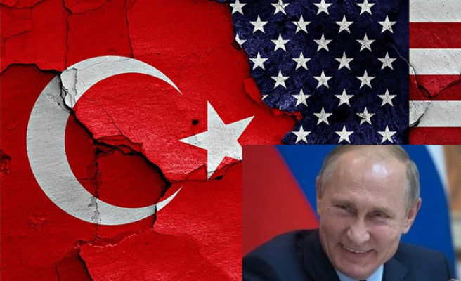 Rus Basını: Türkiye, ABD'ye alternatif arıyor