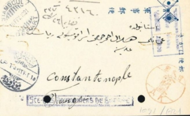 Savaş zamanı kaybolan binlerce mektup gün ışığına kavuştu