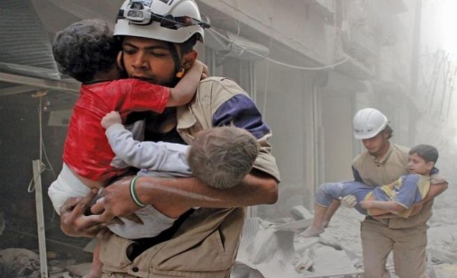 Suriye'de binlerce çocuk savaş kurbanı