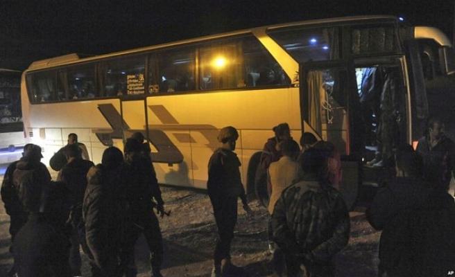 Suriye'de yeni sivil tahliyeleri için anlaşma sağlandı