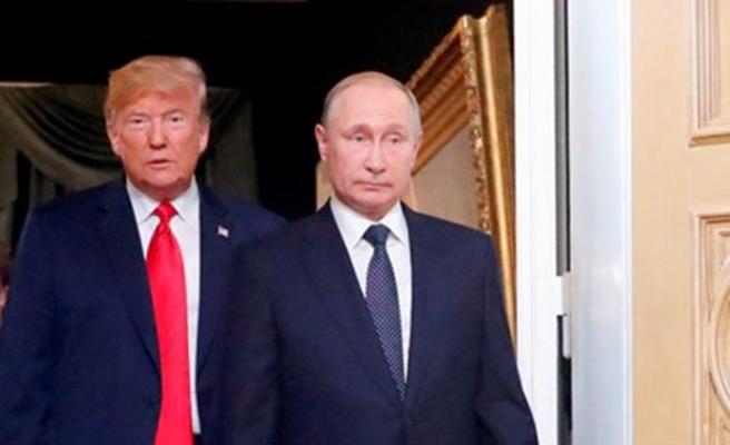 Trump'ın Putin'le görüşme sonrası açıklamaları ABD'yi karıştırdı