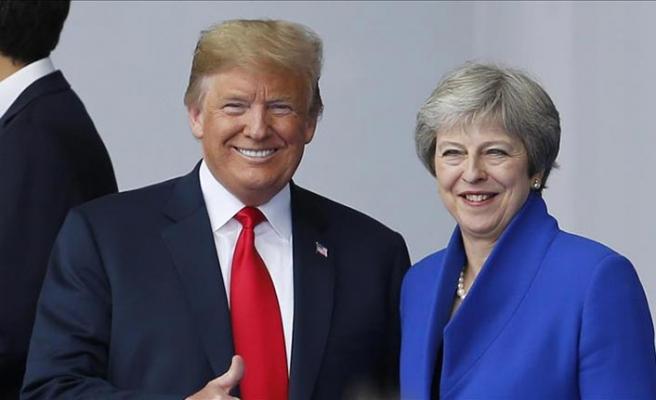 Trump'ın tartışmalı İngiltere ziyareti bugün başlıyor
