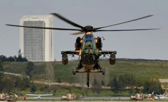 Türkiye Atak'la dünyadaki savunma sanayi vitrinine çıktı