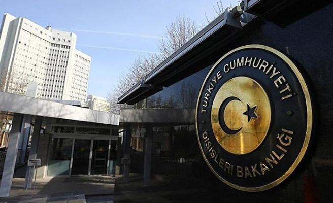 Türkiye'den Pakistan'daki terör saldırısına kınama