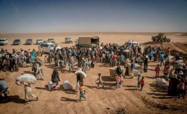"""Ürdün, Rusya ile """"Suriyelilerin dönüşünü"""" görüştü"""