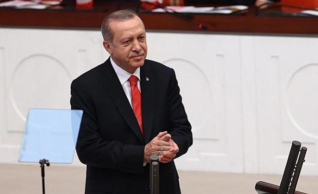 Erdoğan: Başkan diyebilirsiniz