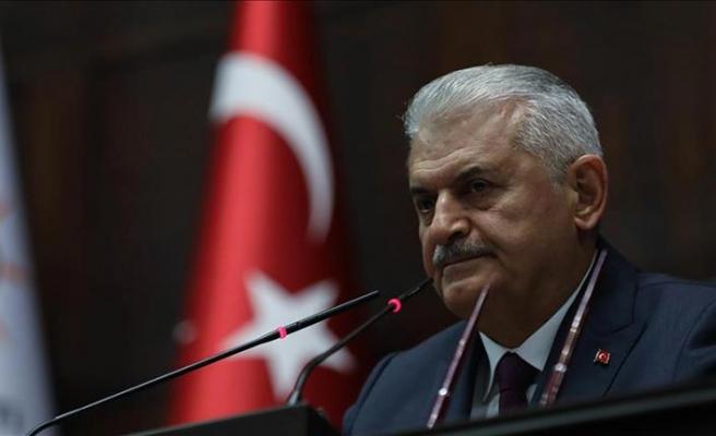 Yıldırım: Yeni dönemde Türkiye şaha kalkacak