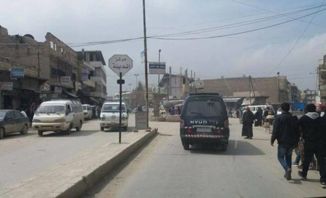 YPG'lilerin Münbiç'i terk ettiği iddiası yalanlandı