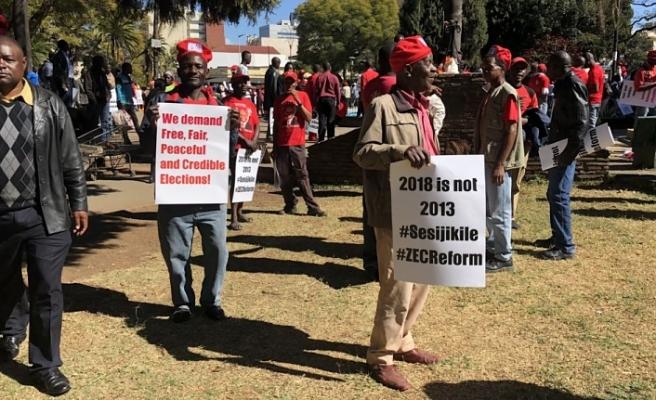 Zimbabve yeni bir sayfa açmak istiyor