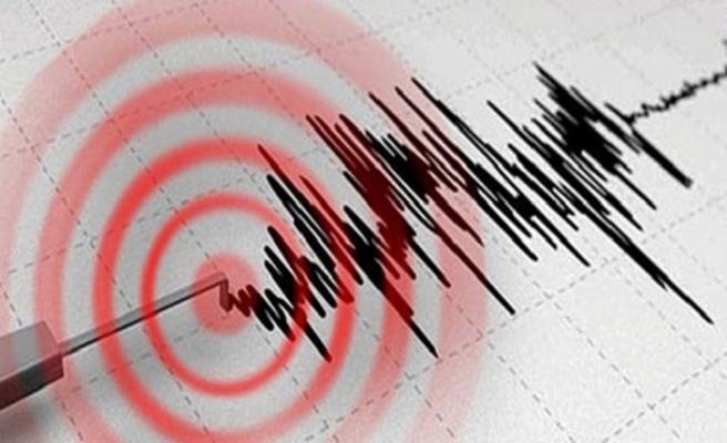 ABD'de 6,0 büyüklüğünde deprem meydana geldi