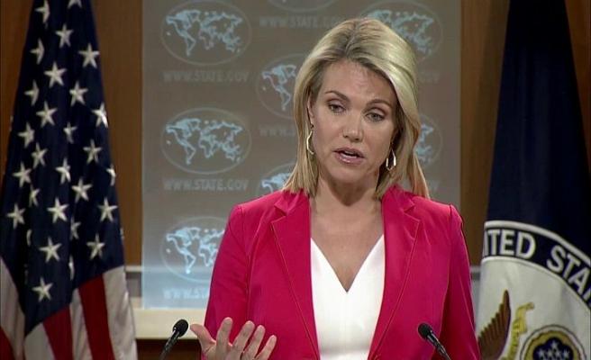 ABD'den Türk heyetinin ziyaretiyle ilgili açıklama