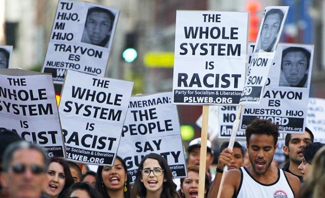 ABD polisinden ırkçı saldırı