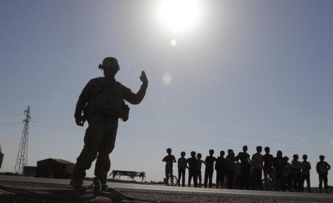 ABD Suriye'ye mali desteği dondurdu