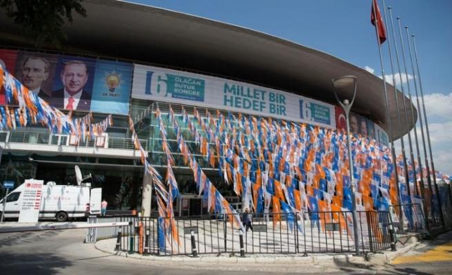 AK Parti'de değişim ve yenilenme kongresi