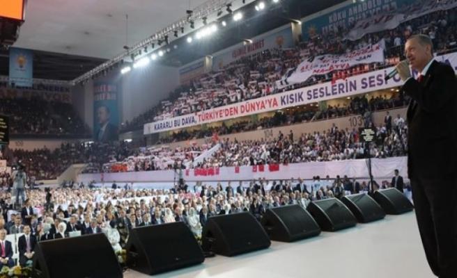 AK Parti ilk MKYK'sı bu akşam