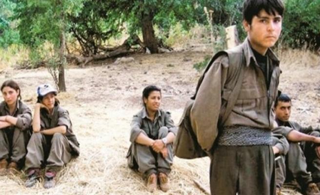 Amerika'dan PKK'nın çocuk istismarına para desteği