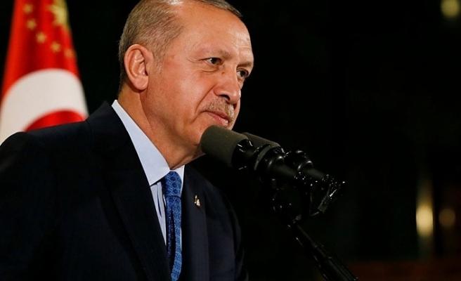 Erdoğan: Tehdit ederek bu milleti asla yola getiremezsiniz
