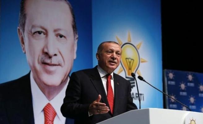 Başkan Erdoğan'dan ABD'ye sert mesaj