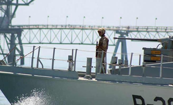 Basra Körfezi'ndeki ABD askerlerine tepki