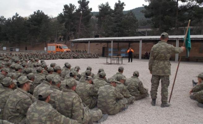 Bedelli askerliğe 10 günde 300 bin başvuru