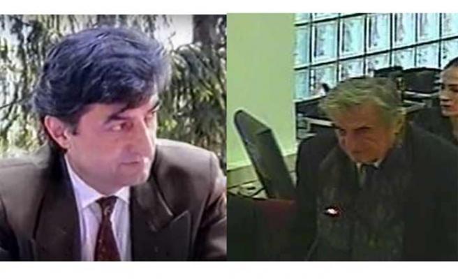 Bosna kasabı Karadzic'in danışmanına hapis cezası