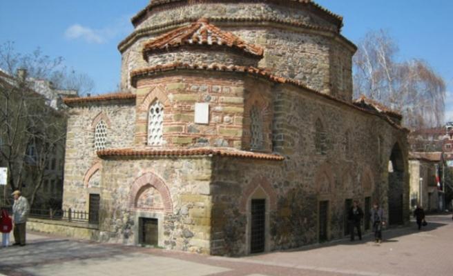 Bulgaristan Ahmet Bey Camii'nin onarımı başladı