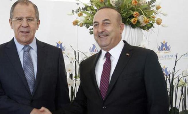 Çavuşoğlu'ndan Singapur'da Suriye görüşmesi