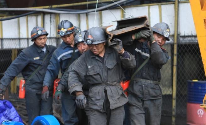 Çin'de maden ocağındaki patlamada ölü sayısı 13'e yükseldi