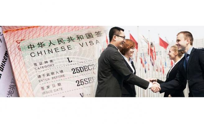 Çin'den 125 Türk kurumuna vize kolaylığı