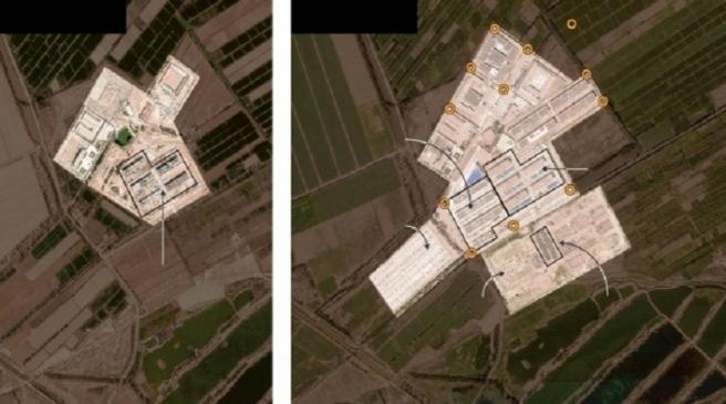Çin'in Uygurlara yeniden eğitim kampları büyütüldü