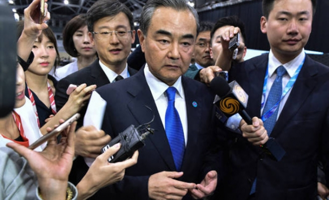 Çin, Kore Yarımadası ile ilgili açıklama yaptı