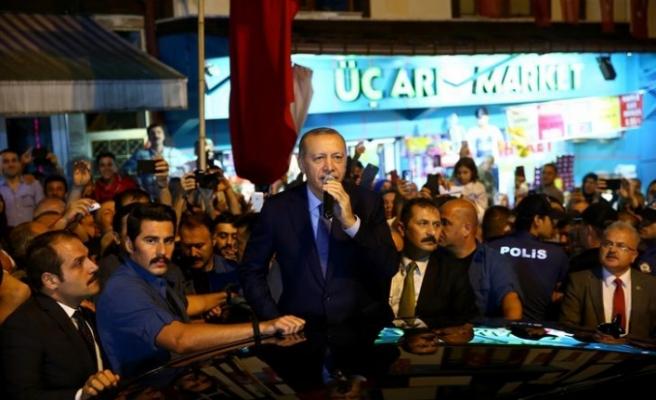 Cumhurbaşkanı Erdoğan, küresel oyunlara Rize'den meydan okudu