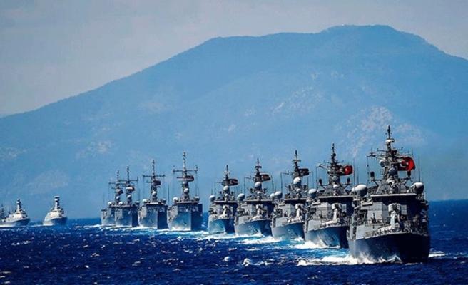 Deniz kuvvetleri ülkenin her kıyısında devriye geziyor