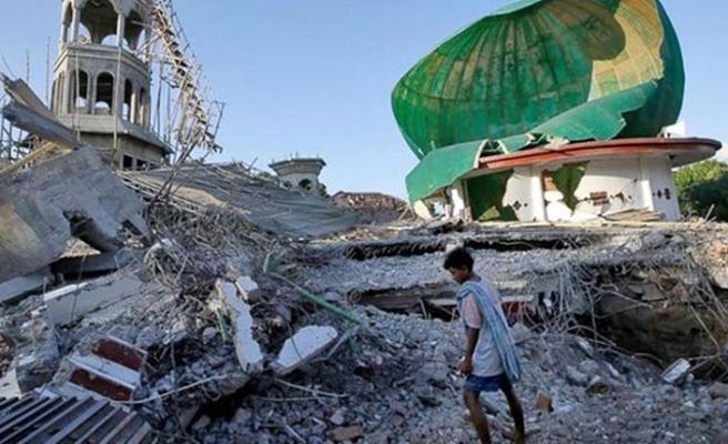 Endonezya'daki depremde ölü sayısı yükseliyor