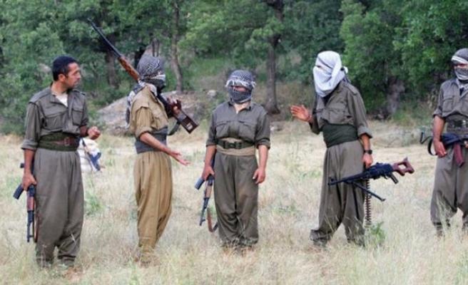 Erbil'e giden turistler telefonlarını PKK'ya kaptırdı