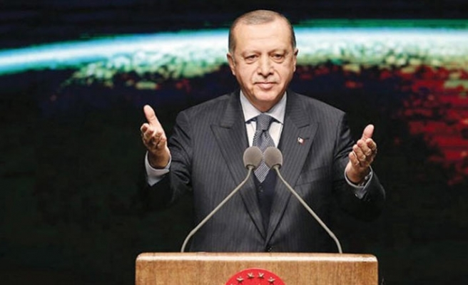 Erdoğan 100 günlük hedefleri açıkladı