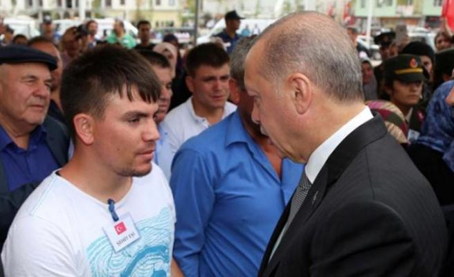 """Erdoğan idam cezası için """"yakında"""" dedi"""