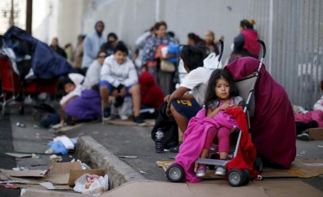 Evsizlerin artması ABD'lileri endişelendiriyor