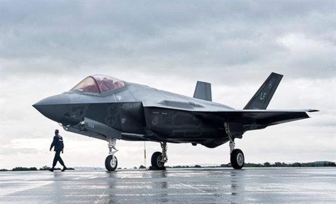 F-35 Ofisi'nden Türkiye açıklaması