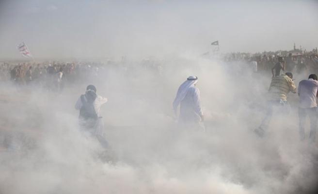"""Gazze'de """"Büyük Dönüş Yürüyüşü"""" 19. haftasında"""