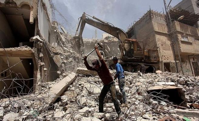 Gazze için verilen sözlerin çoğu tutulmadı