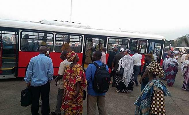 Gine'de toplu taşıma Albayraklar'a emanet