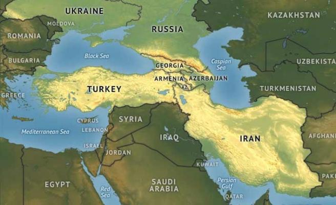 Gölge CIA Stratfor'un gelecek 10 yıllık raporunda Türkiye