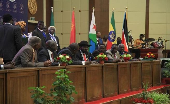 Güney Sudan'da barış sağlandı